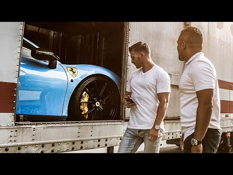 Here's Why I Bought The Worlds Hottest Ferrari 488 Pista… *INSANE TAILOR MADE COLOR*