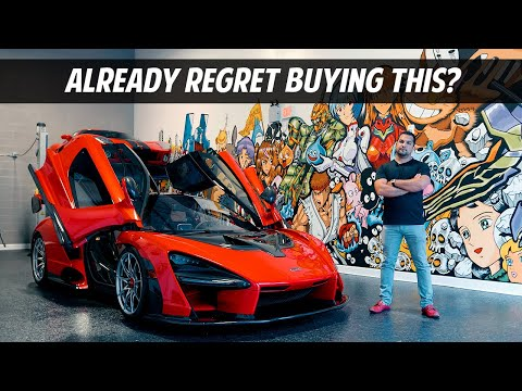 Why The McLaren Senna Isn't Good Value For The Money
