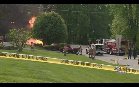 Several Injured Following Gas Explosion In Pikesville