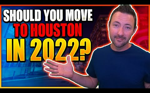 Moving to Houston Texas May NOT Be a Good Idea [WATCH THIS BEFORE YOU MOVE]
